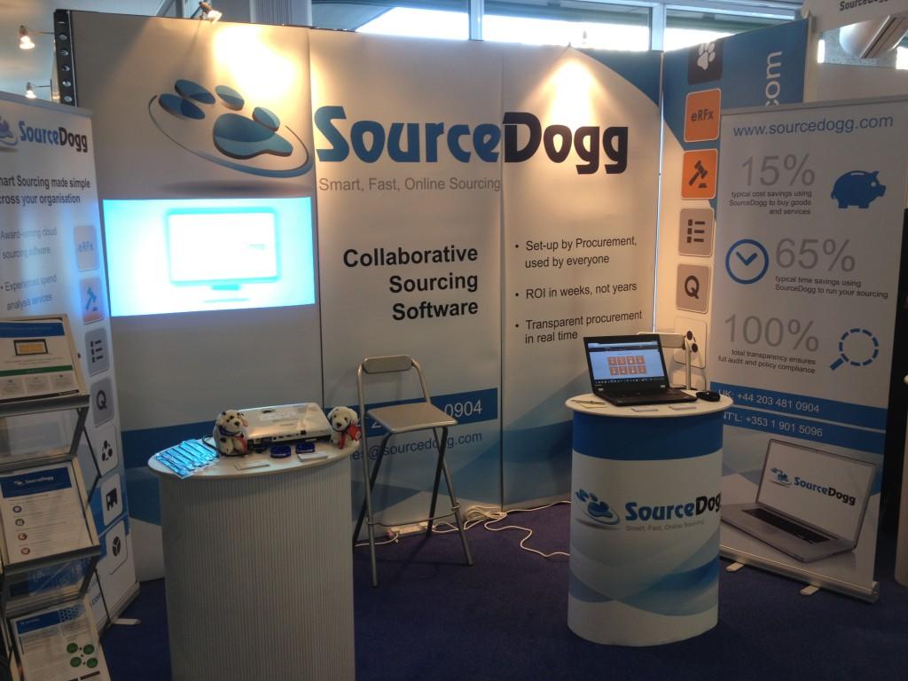 SourceDogg at eWorld at Purchasing and Supply